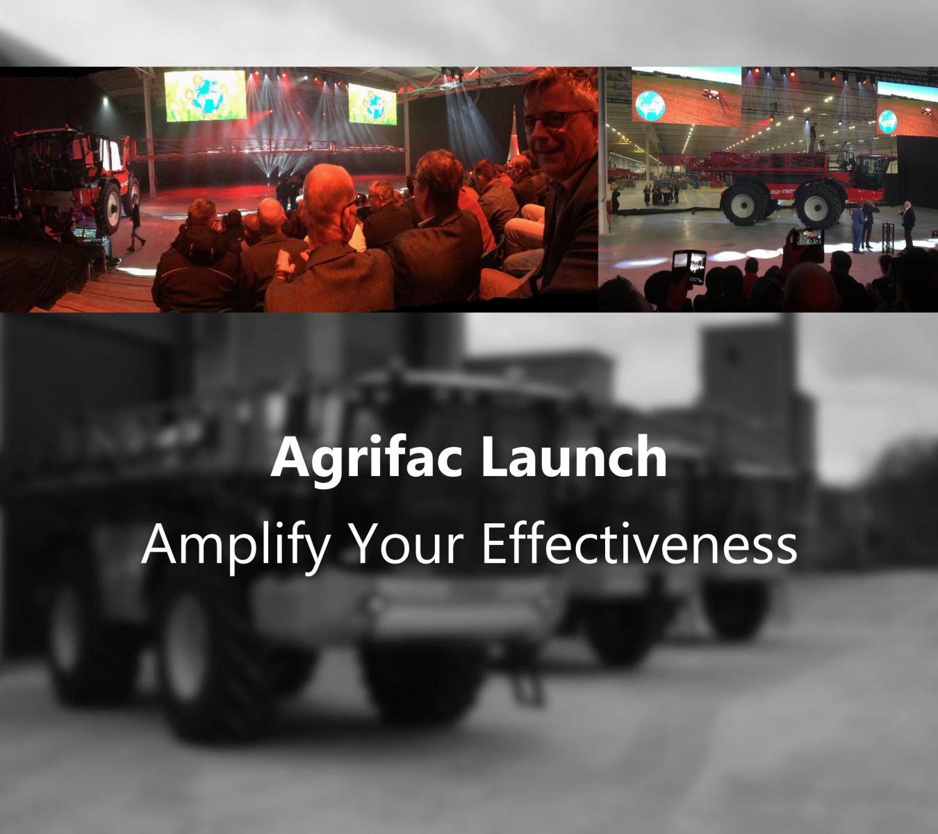 Agrifac Launch Week Press & VIP day