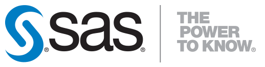 SAS is the leader in analytics.