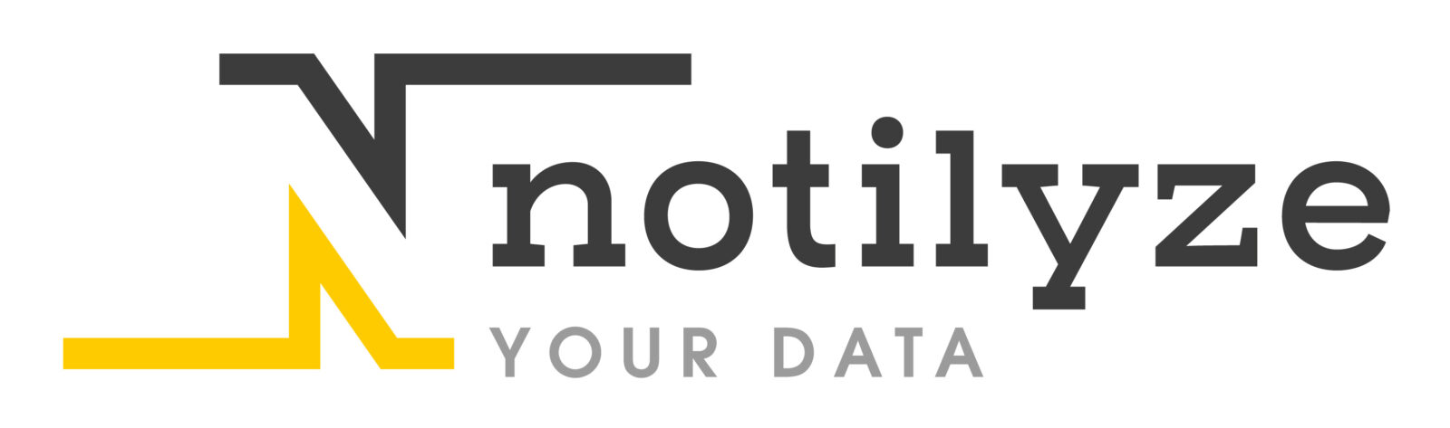 De naam Notilyze is samengesteld uit Notitia, Latijn voor data, en Analyze.